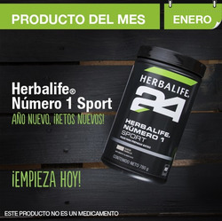 Ofertas de Herbalife  en el folleto de Chihuahua