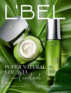 Ofertas de Perfumerías y Belleza en el catálogo de L'Bel en Salamanca ( Más de un mes )
