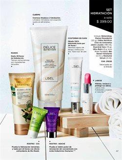 Ofertas de Perfumerías y Belleza en el catálogo de L'Bel ( Más de un mes )