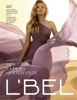 Ofertas de Perfumerías y Belleza en el catálogo de L'Bel ( 5 días más)