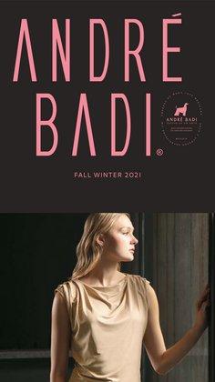 Catálogo André Badi ( Más de un mes)