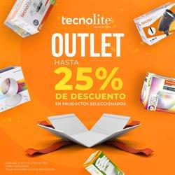 Catálogo Tecnolite ( 14 días más )