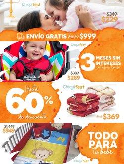 Ofertas de Juguetes y Niños en el catálogo de Chiquimundo en Jardines de la Silla ( 3 días más )