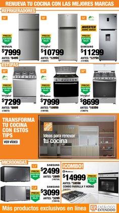 Ofertas de Hogar y Muebles en el catálogo de Promo Tiendeo en Chihuahua ( 5 días más )