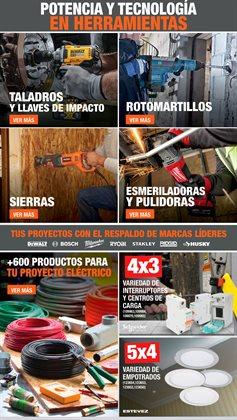 Ofertas de Deporte en el catálogo de Promo Tiendeo en Mexicali ( 2 días publicado )