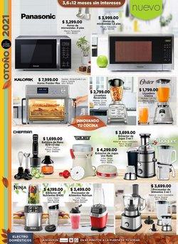 Ofertas de Oster en el catálogo de Promo Tiendeo ( 4 días más)
