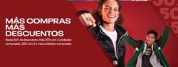 Cupón Reebok en Reynosa ( 8 días más )