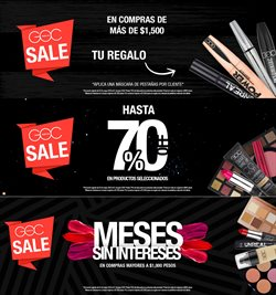 Catálogo Goc Make up en San Francisco Coacalco ( 2 días publicado )