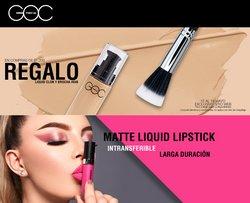 Ofertas de Goc Make up en el catálogo de Goc Make up ( Vencido)