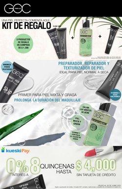 Ofertas de Goc Make up en el catálogo de Goc Make up ( 18 días más)