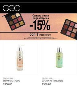Ofertas de Goc Make up en el catálogo de Goc Make up ( Vence mañana)