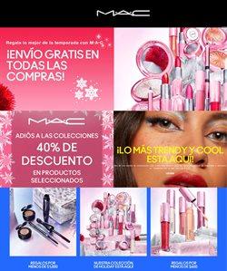 Catálogo MAC Cosmetics en Mérida ( Caducado )