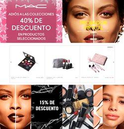 Ofertas de Perfumerías y Belleza en el catálogo de MAC Cosmetics en Tlalnepantla ( 9 días más )