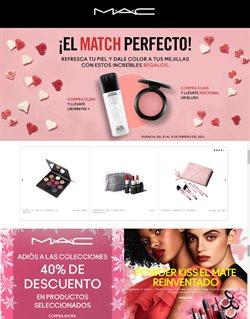 Catálogo MAC Cosmetics ( Caducado )
