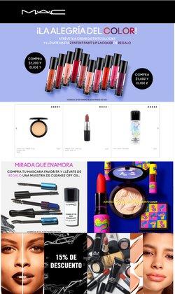 Catálogo MAC Cosmetics ( Caduca hoy )