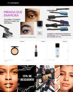 Ofertas de Perfumerías y Belleza en el catálogo de MAC Cosmetics en Zapopan ( Publicado hoy )