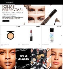 Ofertas de Perfumerías y Belleza en el catálogo de MAC Cosmetics en Santiago de Querétaro ( Caduca hoy )