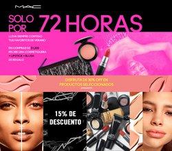 Catálogo MAC Cosmetics ( Vence mañana)