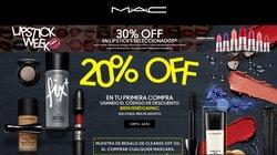 Catálogo MAC Cosmetics ( 10 días más)