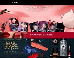 Catálogo MAC Cosmetics ( 3 días más)