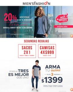 Ofertas de Ropa, Zapatos y Accesorios en el catálogo de Men's Factory ( Publicado ayer)