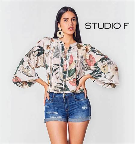 Studio F En Ciudad De Mexico Catalogos Aw 2021 Y Rebajas Invierno