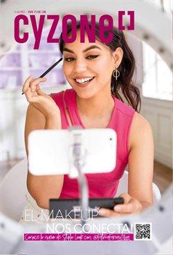 Ofertas de Perfumerías y Belleza en el catálogo de Cyzone en Fresnillo ( Más de un mes )