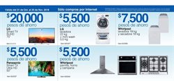 Ofertas de Panasonic  en el folleto de Costco en Tlaquepaque