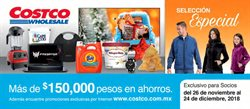 Ofertas de Costco  en el folleto de Mexicali
