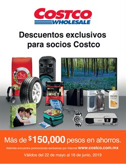 Ofertas de Costco  en el folleto de Saltillo