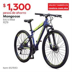 Ofertas de Bicicletas en Costco
