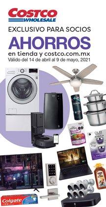 Ofertas de Hiper-Supermercados en el catálogo de Costco en Guadalupe (Nuevo León) ( Publicado ayer )