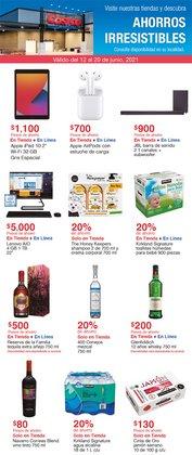 Ofertas de Costco en el catálogo de Costco ( 2 días más)