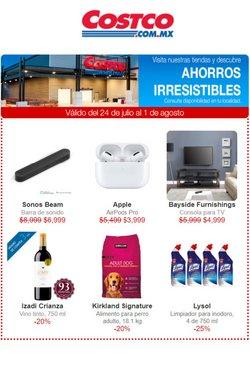 Ofertas de Hiper-Supermercados en el catálogo de Costco ( Publicado hoy)