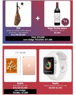 Ofertas de Apple en el catálogo de Costco ( Vence mañana)