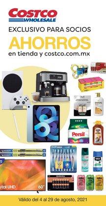 Ofertas de Hiper-Supermercados en el catálogo de Costco ( Publicado ayer)