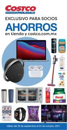 Ofertas de Hiper-Supermercados en el catálogo de Costco ( 3 días más)