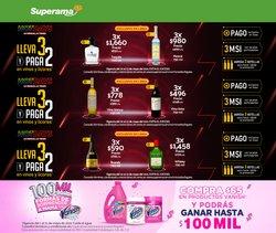 Ofertas de Superama en el catálogo de Superama ( Vencido)