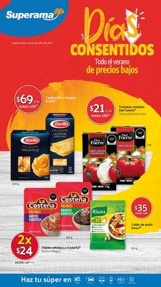 Ofertas de Hiper-Supermercados en el catálogo de Superama ( 2 días más)