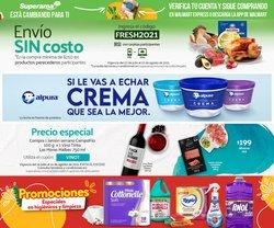 Ofertas de Hiper-Supermercados en el catálogo de Superama ( Publicado ayer)