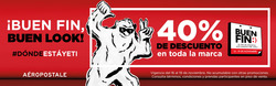 Ofertas de Aeropostale  en el folleto de Cuajimalpa de Morelos