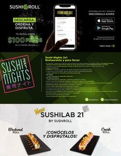 Catálogo Sushi Roll ( Vence mañana)