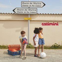 Ofertas de Catimini en el catálogo de Catimini ( 28 días más)