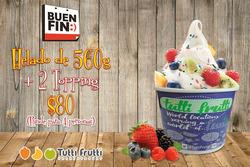 Ofertas de Tutti Frutti  en el folleto de Querétaro (Querétaro)