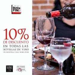 Ofertas de Sushi Zone  en el folleto de La Paz