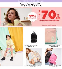 Ofertas de Todo moda en el catálogo de Todo moda ( Vencido)