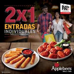Ofertas de Applebee's  en el folleto de Tlaquepaque