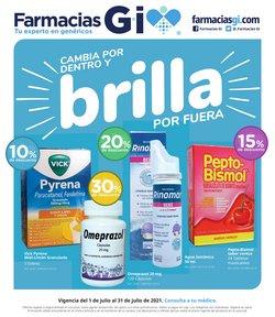Ofertas de Farmacias GI en el catálogo de Farmacias GI ( Vence mañana)