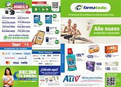 Ofertas de Farmacias y Salud en el catálogo de Farmatodo en Cuernavaca ( 16 días más )