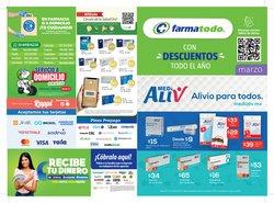 Ofertas de Farmacias y Salud en el catálogo de Farmatodo en Miguel Hidalgo ( 2 días publicado )